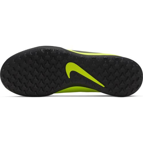 Nike Jr. Phantom Venom Club Artificial Turf Boots - Volt/Obsidian