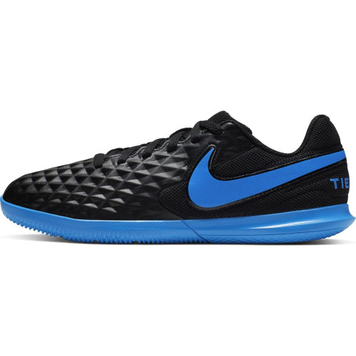 Nike Jr. Legend 8 Club Indoor Boots - Black/Blue