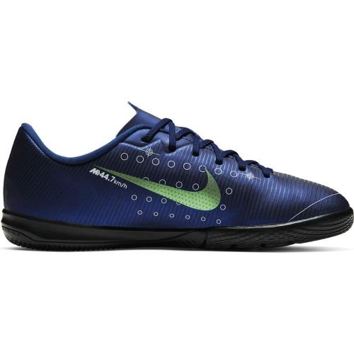 Nike Jr. Vapor 13 Academy MDS Indoor Boots - Blue/Volt