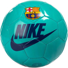 Nike FC Barcelona Skills Mini Ball - Blue/Red