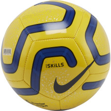 Nike English Premier League Skills Mini Ball - Yellow/Blue