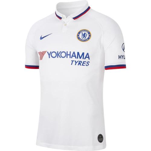 Nike Chelsea FC 2019/20 Stadium Away - White/Blue