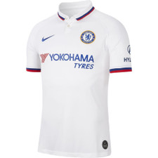 Nike Chelsea FC 2019/20 Stadium Away - White/Blue