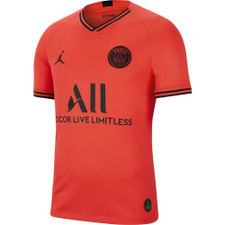 Nike Breathe Paris Saint-Germain 2019/20 Stadium Away - Red/Black