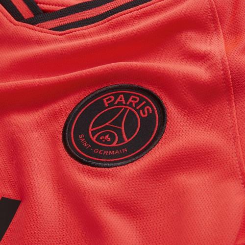 Nike Breathe Paris Saint-Germain 2019/20 Stadium Away - Red/Black