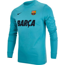 Nike Dri-FIT FC Barcelona LS Training Top - Cabana