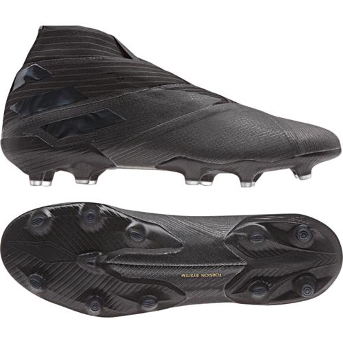 adidas Nemeziz 19+ Firm Ground Boots - Black