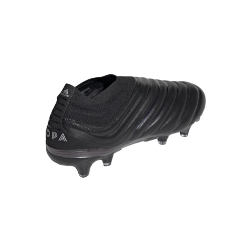 adidas Copa 19+ Firm Ground Boots - Black/Silver