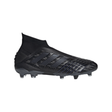 adidas Predator 19+ Firm Ground Boots - Black