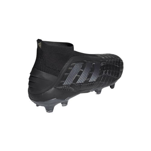 adidas Predator 19+ Firm Ground Boots - Black