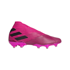 adidas Nemeziz 19+ Firm Ground Boots - Pink/Black