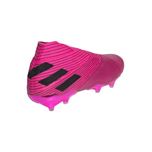 adidas Nemeziz 19+ Firm Ground Boots - Pink/Black
