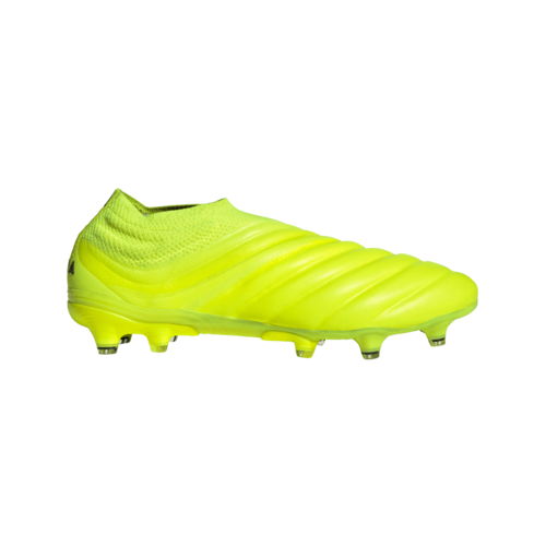 adidas Copa 19+ Firm Ground Boots - Yellow/Black