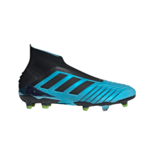 adidas Predator 19+ Firm Ground Boots - Cyan/Black/Yellow