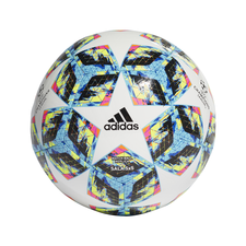 adidas Finale Sala 5x5 Ball - White/Cyan/Yellow/Pink