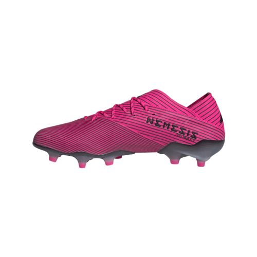 adidas Nemeziz 19.1 Firm Ground Boots - Pink/Black