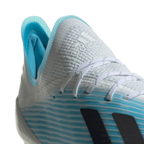 adidas X 19.1 Firm Ground Boots - Cyan/Black/Pink