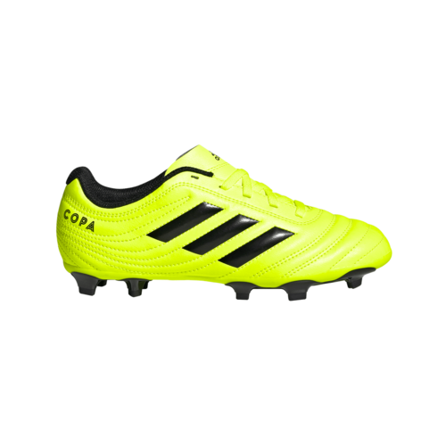 adidas Jr Copa 19.4 Firm Ground Boots - Yellow/Black