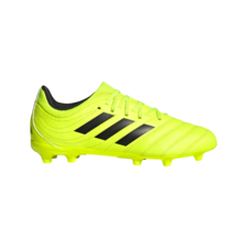 adidas Jr Copa 19.3 Firm Ground Boots - Yellow/Black
