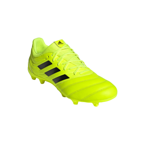 adidas Copa 19.3 Firm Ground Boots - Yellow/Black