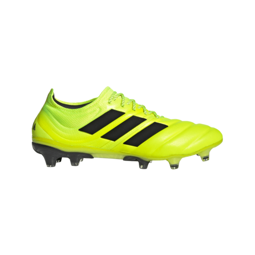 adidas Copa 19.1 Firm Ground Boots - Yellow/Black