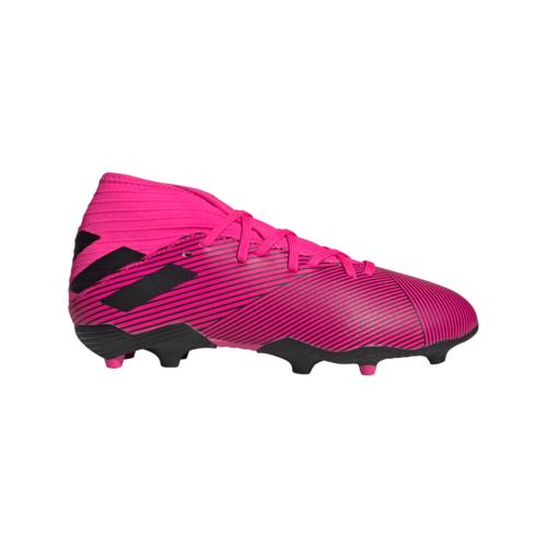 adidas Nemeziz 19.3 Firm Ground Boots - Pink/Black