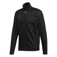 adidas Tango Heavy Club Jacket - Black