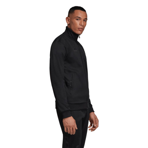 adidas Tango Heavy Club Jacket - Black