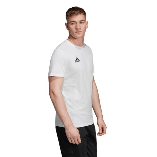 adidas Tango Logo Tee - White