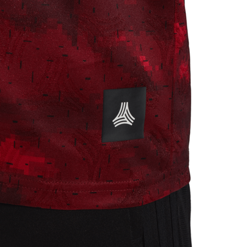 adidas Tango Graphic Jersey - Red