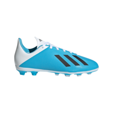 adidas X19.4 Firm Ground Boots Jr - Cyan/Black/Pink