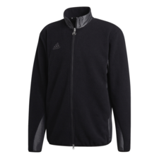 adidas Tango Fleece Top - Black