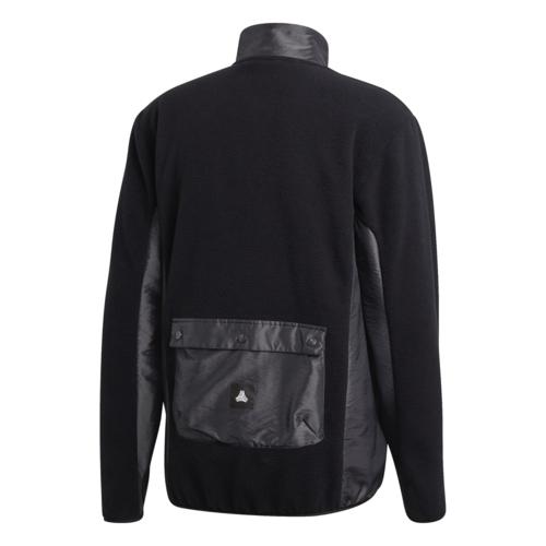 adidas Tango Fleece Top - Black