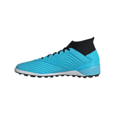 adidas Predator 19.3 Artificial Turf Boots - Cyan/Black/Yellow