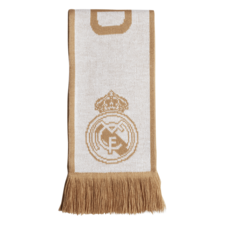 adidas Real Madrid Scarf - White/Gold