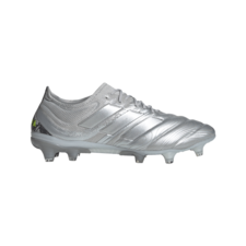adidas COPA 20.1 Firm Ground Boot - Silver/Yellow
