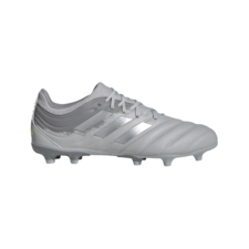 adidas Copa 20.3 Firm Ground Boots - Grey/Silver/Yellow