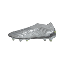adidas Copa 20+ Firm Ground Boots - Silver/Yellow