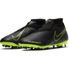 best authentic bf0f2 bd8f5 Nike Phantom Vision Pro Dynamic Fit Firm Ground Boots - Black