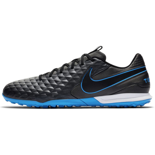 Nike Legend 8 Academy Artificial Turf Boots - Black/Blue