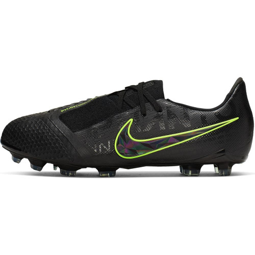 Nike Jr. Phantom Venom Elite Firm Ground Boots - Black