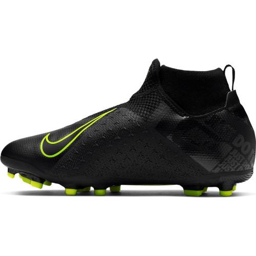 Nike Jr. Phanom Vision Academy Dynamic Fit MG - Black