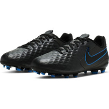 Nike Jr. Legend 8 Academy Firm Ground Boots - Black/Blue