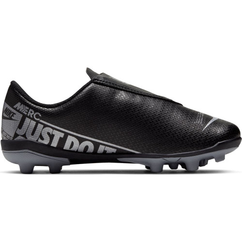 Nike Jr. Vapor 13 Club Firm Ground Boots - Black/Grey