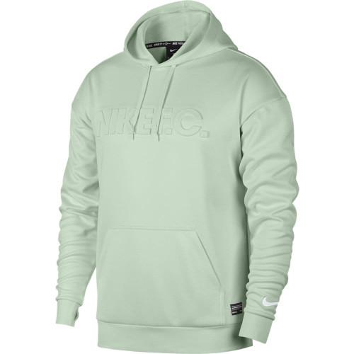 Nike F.C. Hoodie - Pistachio Frost