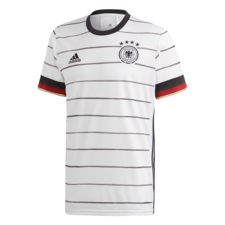 adidas 20/21 Germany Home Jersey - White/Black