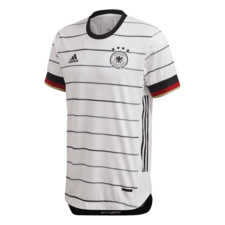 adidas 20/21 Germany Home Authentic Jersey - White