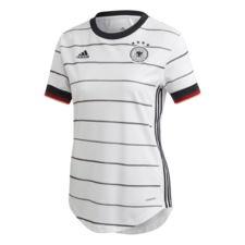 adidas 20/21 Germany Home Jersey Women - White