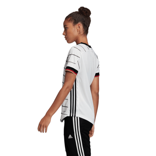 adidas 2020 Germany Home Jersey Women - White