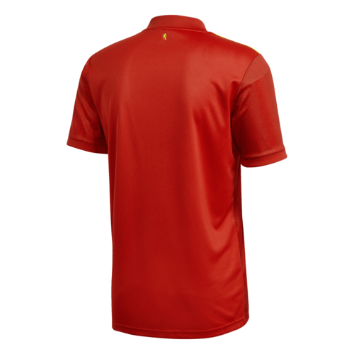 adidas 20/21 Spain Home Jersey - Red
